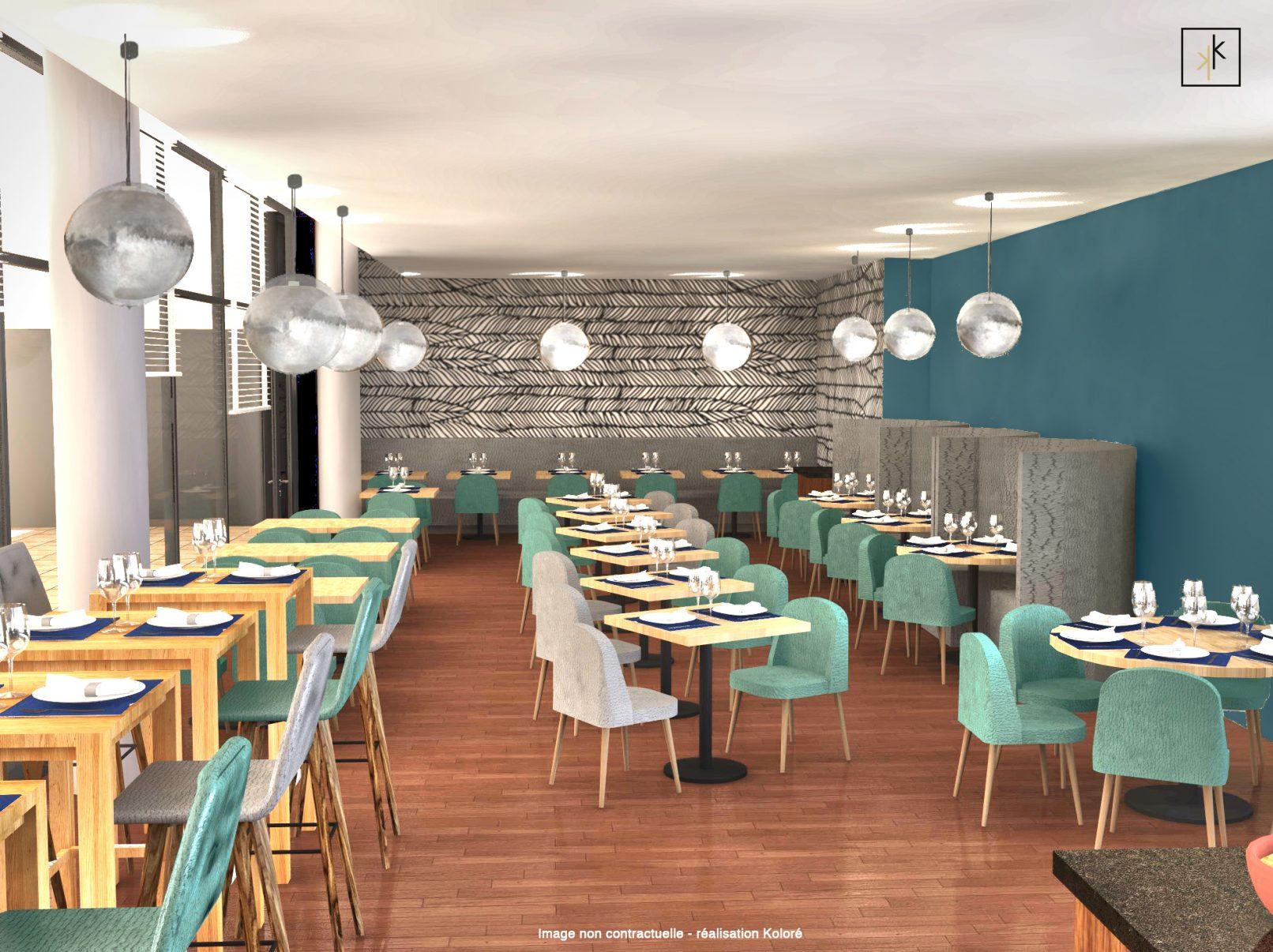 Restaurant - Koloré